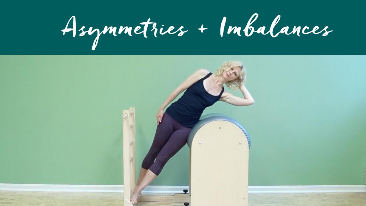 Best Pilates Exercises to Asymmetries and Imbalances