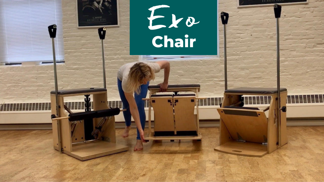 Review of the Pilates Balanced Body Exo Chair