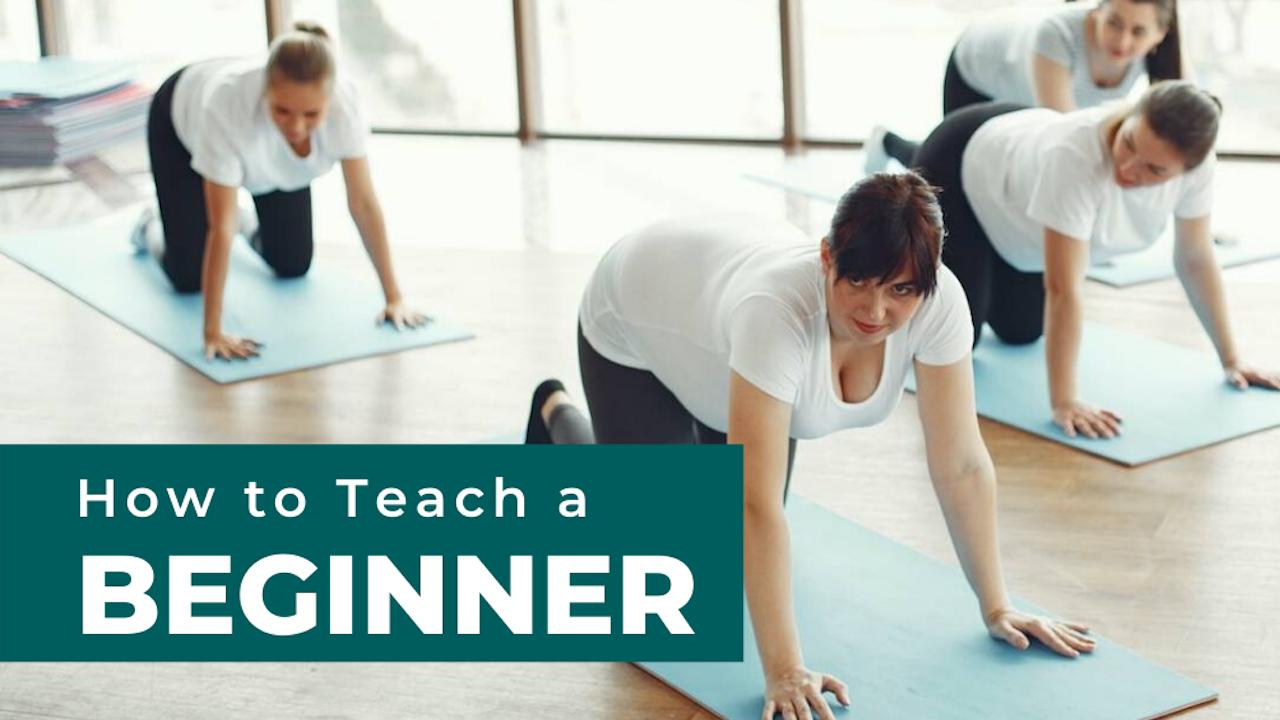 How to Teach a Pilates Beginner
