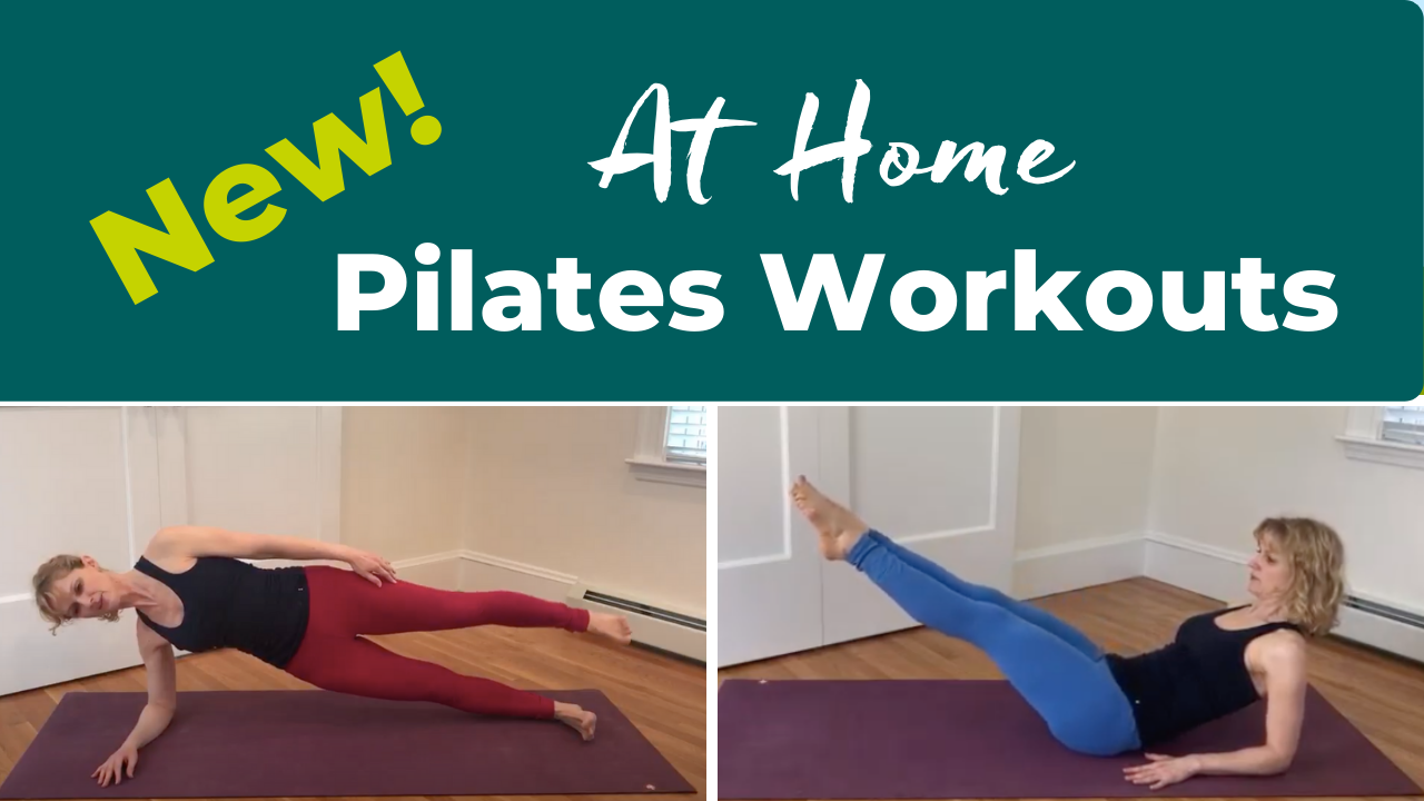 Pilates Mat Workout Routines You Can Do at Home