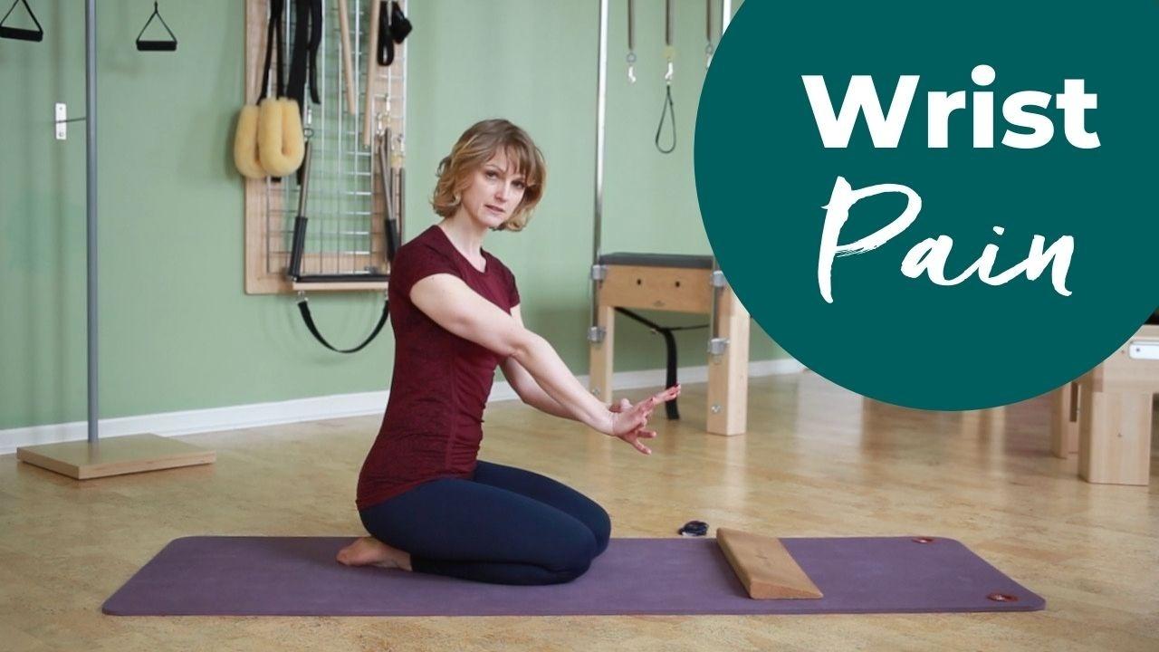 Avoid Wrist Pain in Pilates