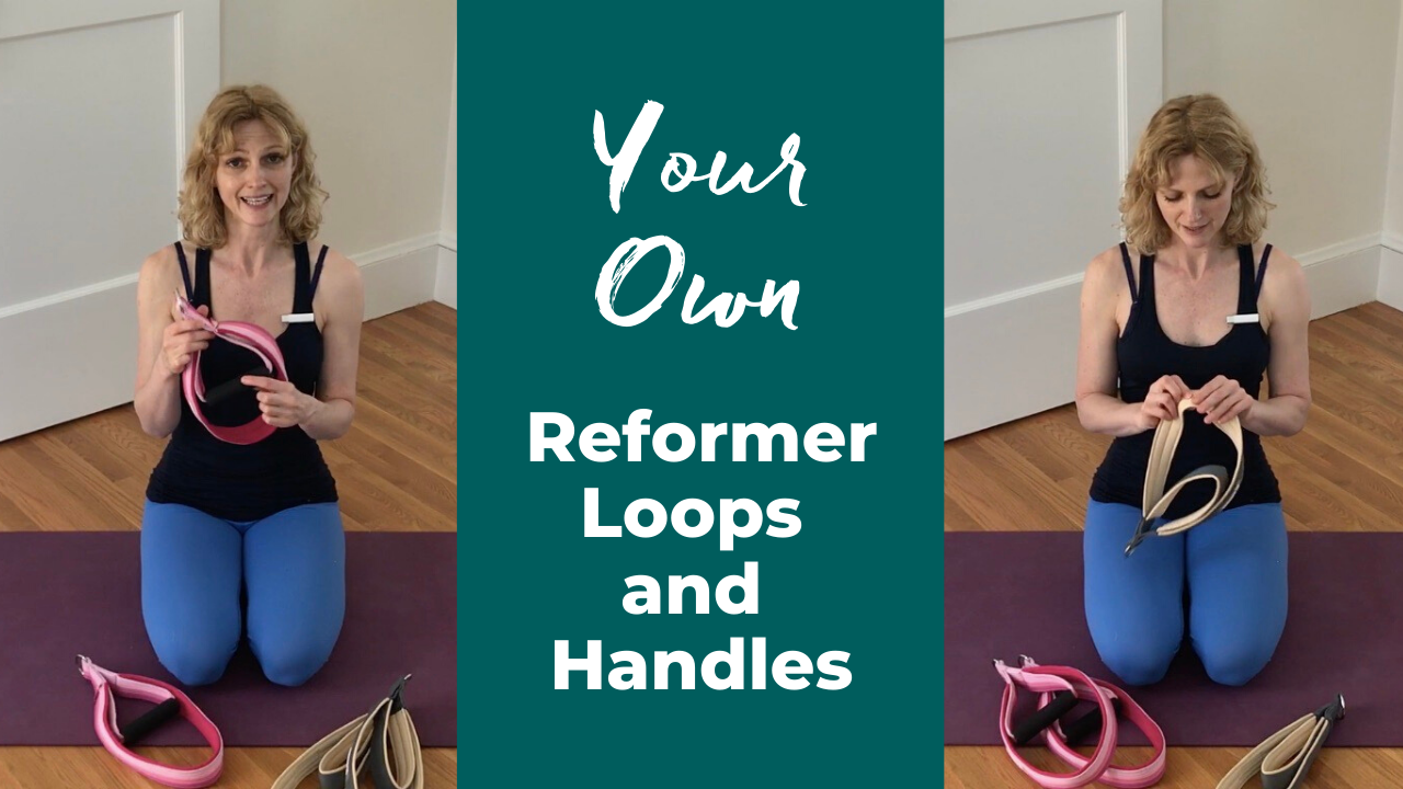 Bring Your Own Reformer Loops at the Pilates Studio