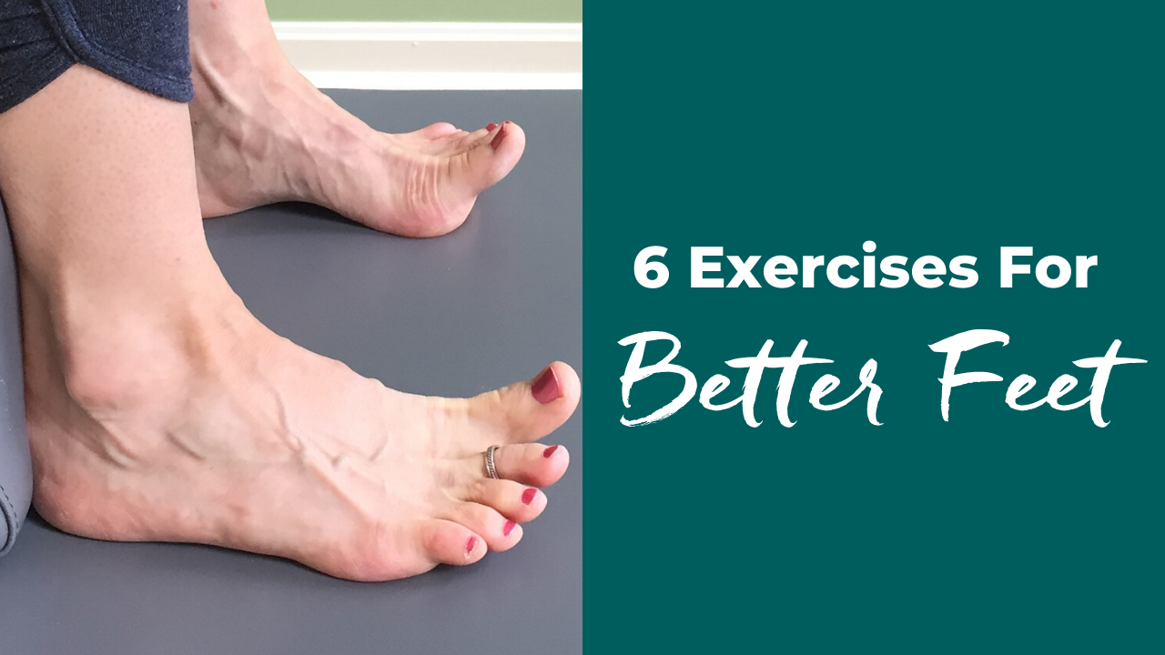 Pilates Exercises That Strengthen Your Feet