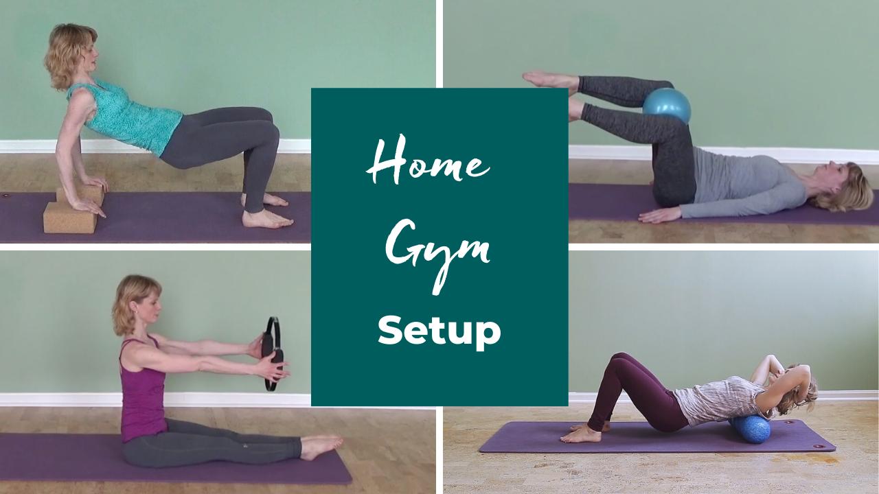 Pilates Home Gym Setup