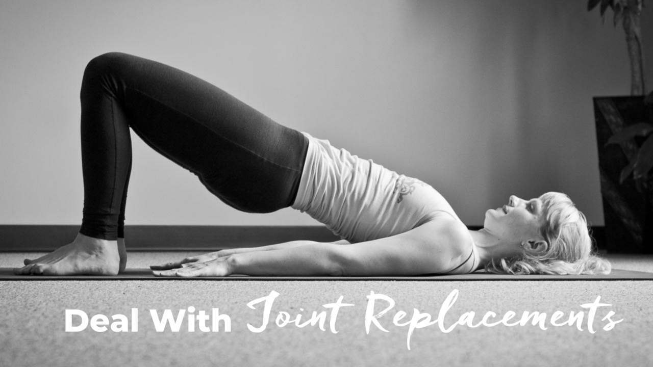 Deal With Joint Replacements In a Pilates Class