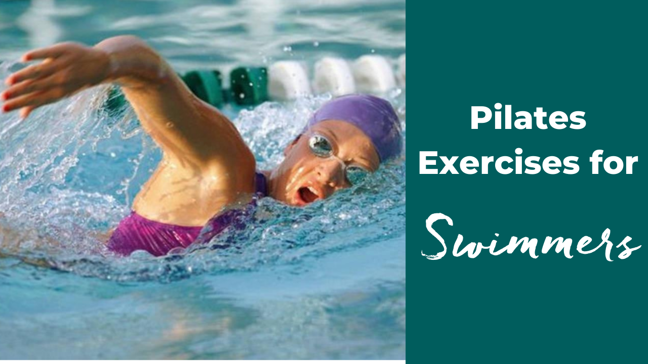 Pilates Exercises for Swimmers