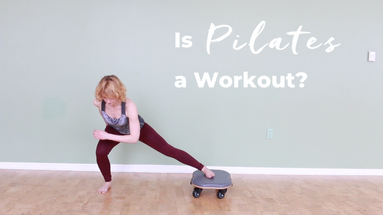 Pilates is a corrective exercise