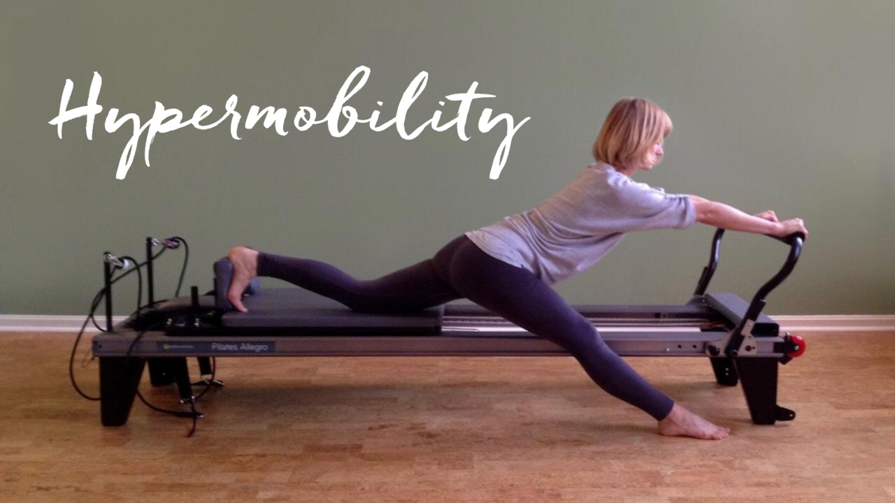 If Pilates student have hypermobile joints it is not recommended to stretch those areas