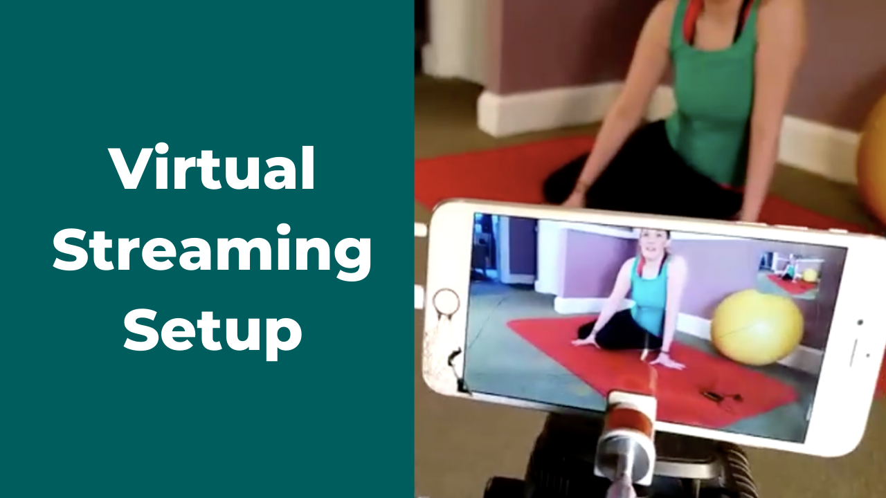 Virtual Teaching Setup Tips for Pilates Teachers and Studio Owners