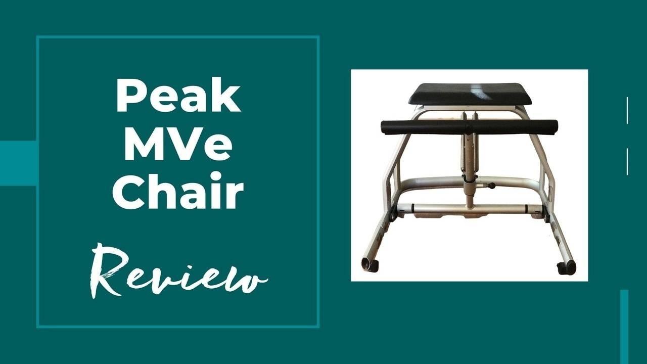 Peak Pilates MVe Single Pedal Chair review