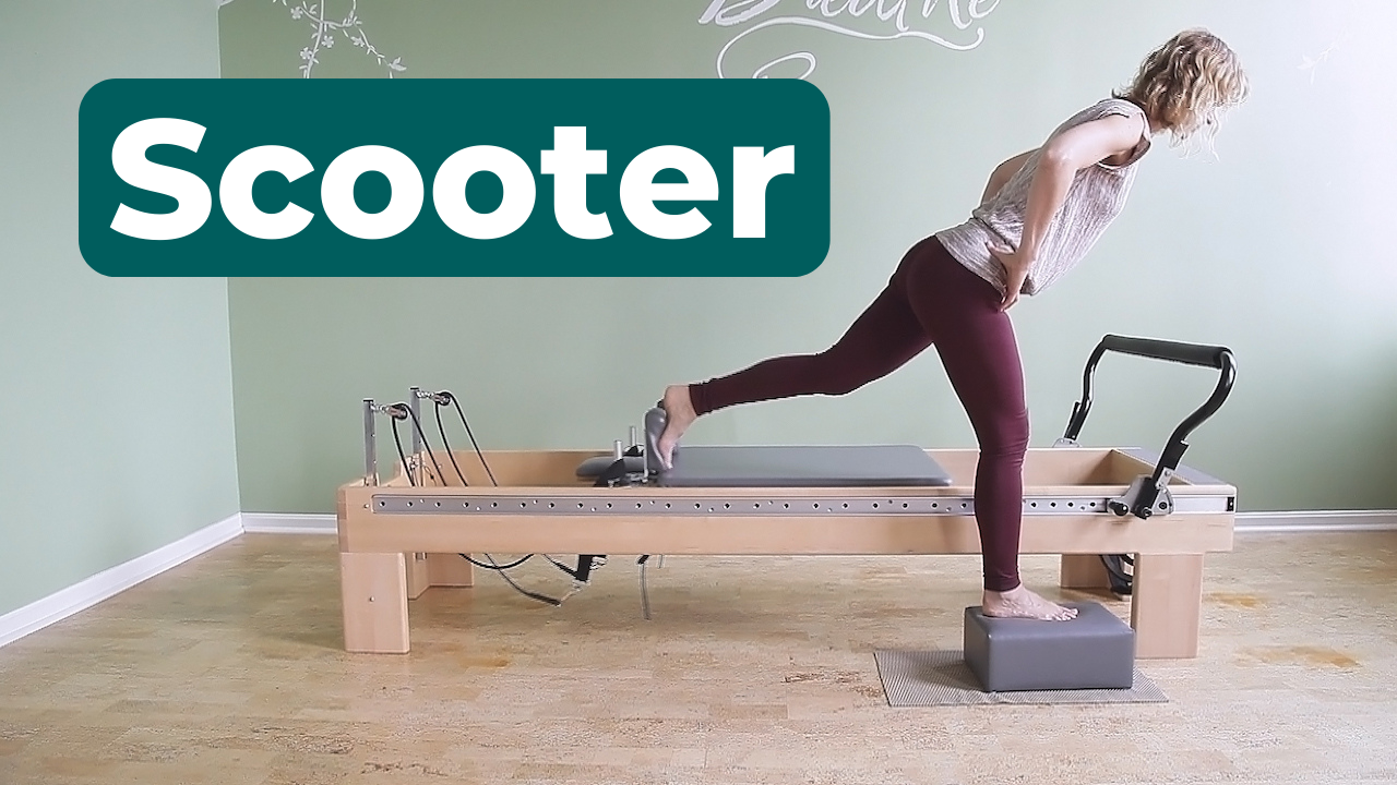 Most Common Mistake in Scooter on the Pilates Reformer