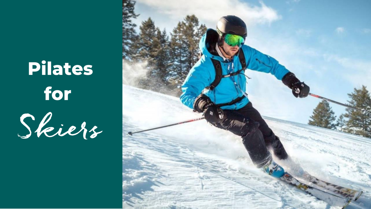 Pilates Exercises For Alpine Skiers