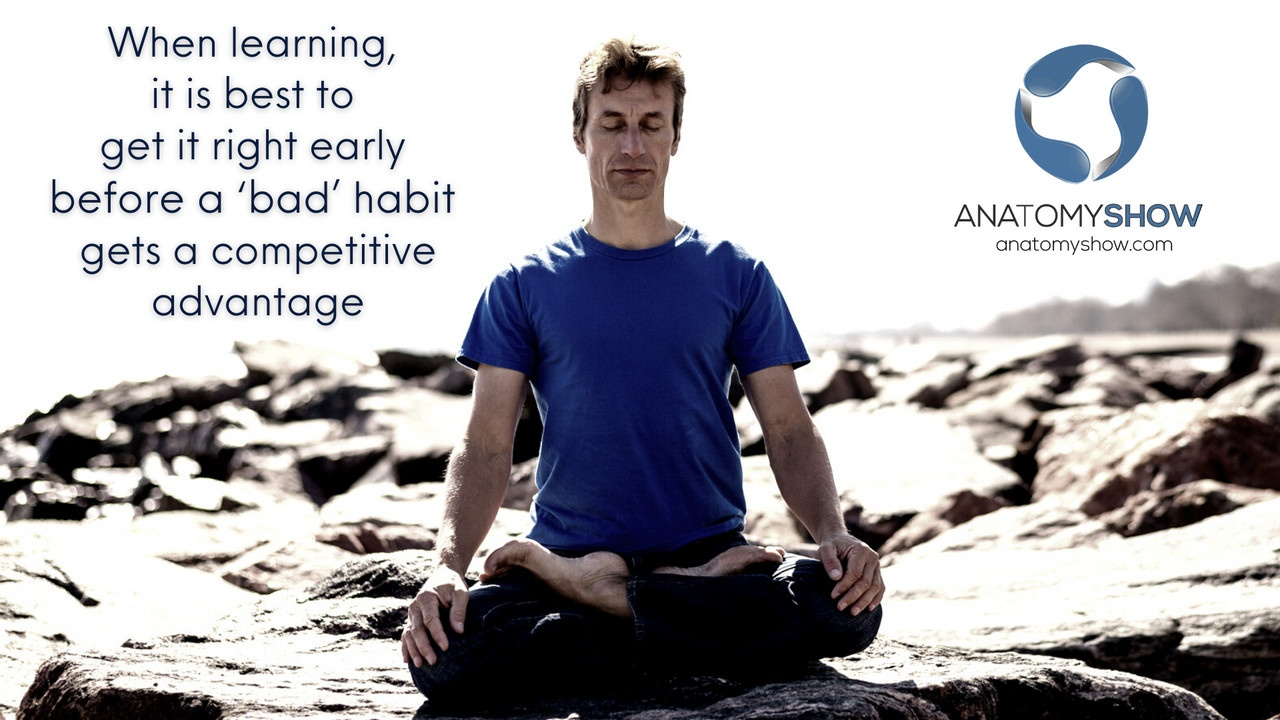 Build better habits with focussed practice. Mindful breathing.