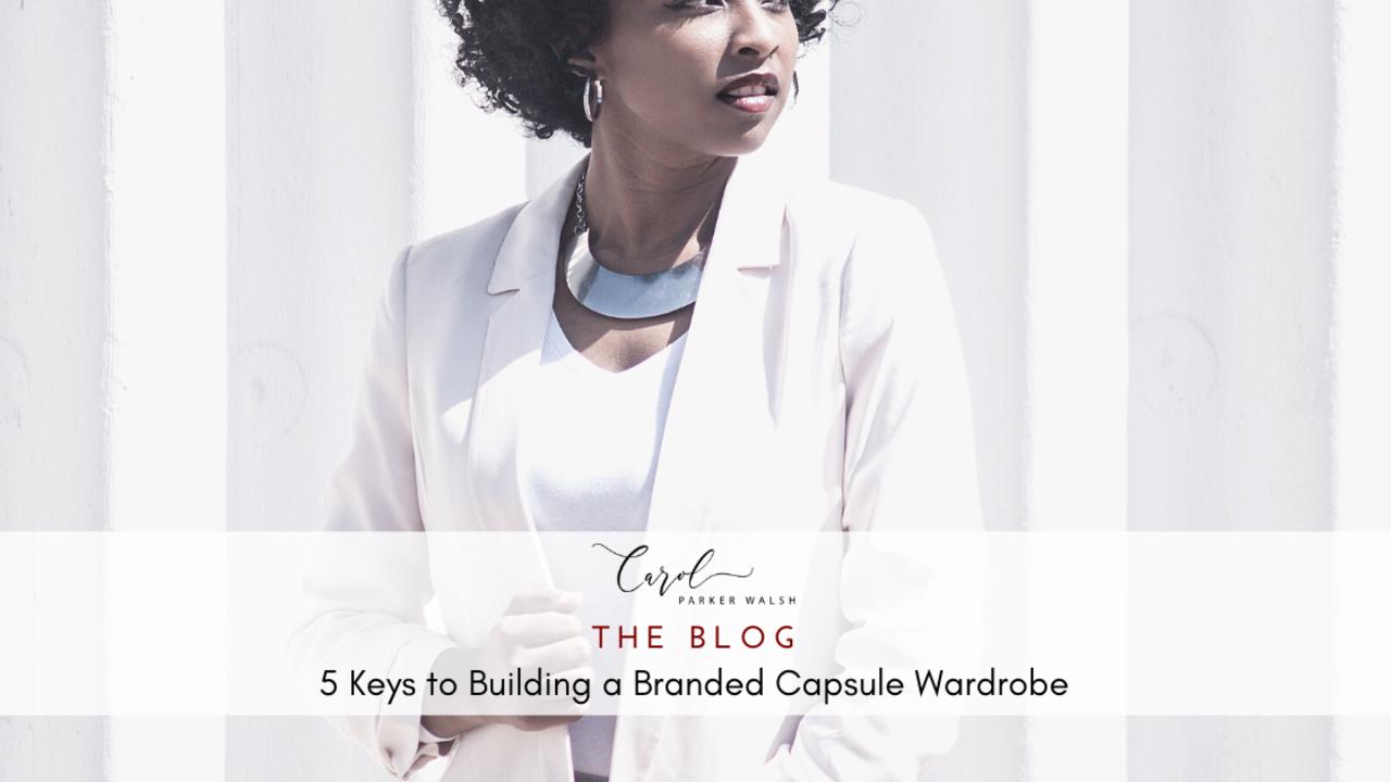 black professional woman wardrobe