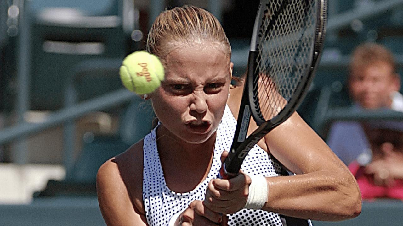 image of mental tennis training
