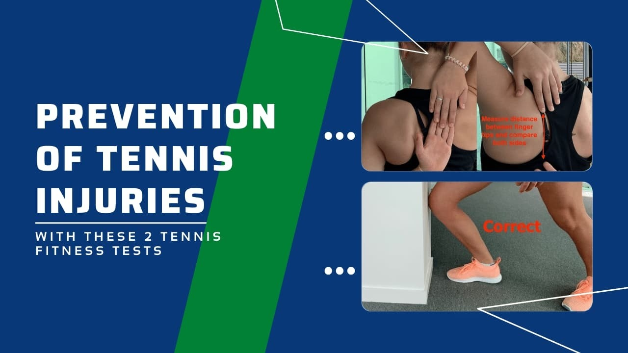 Image of Tennis Fitness Tests
