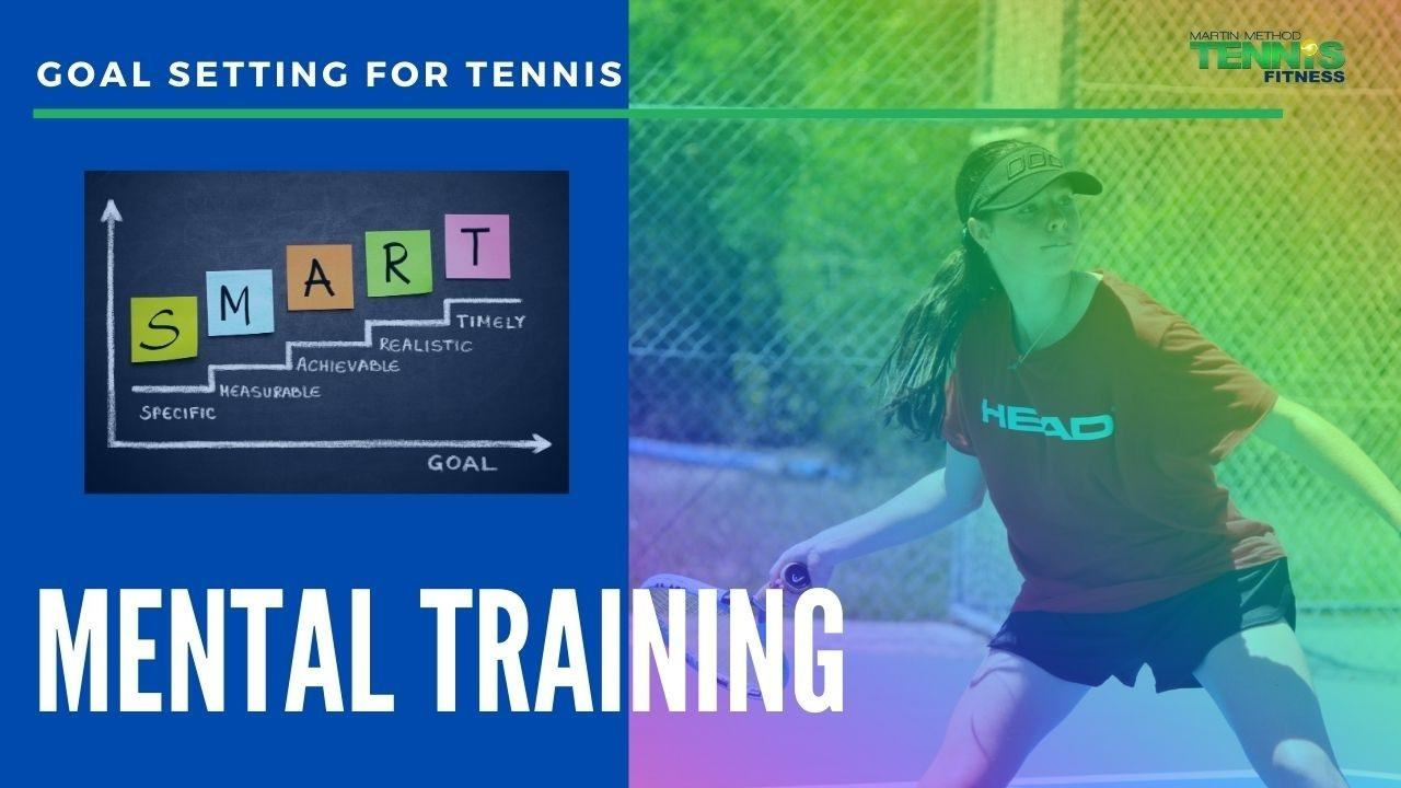 image of mental tennis training