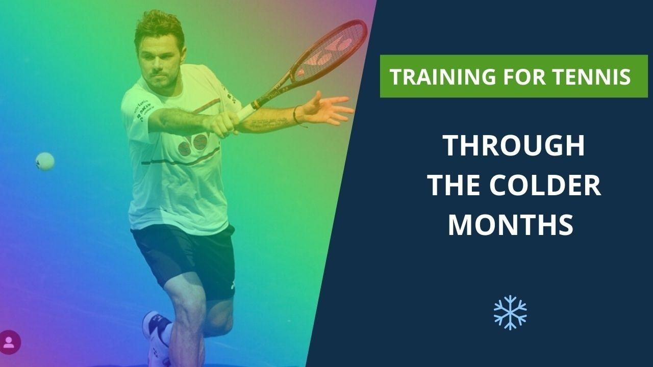 Image of training for tennis