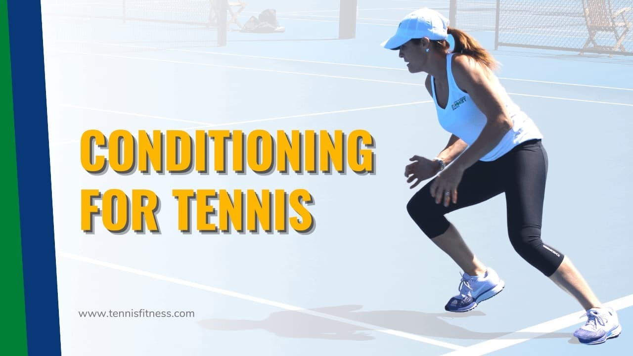 image of conditioning for tennis
