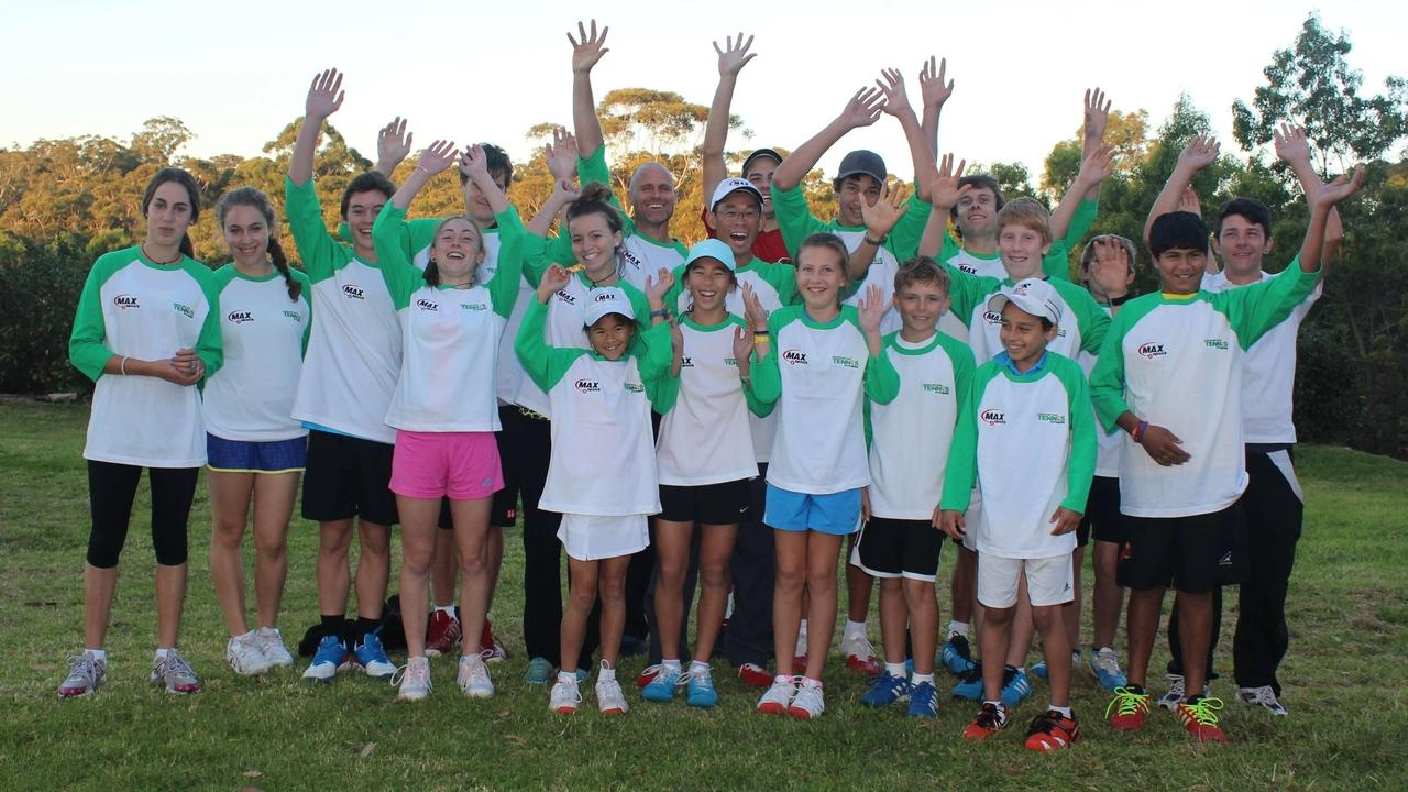 Image of Junior Tennis Players, Tennis Kids.