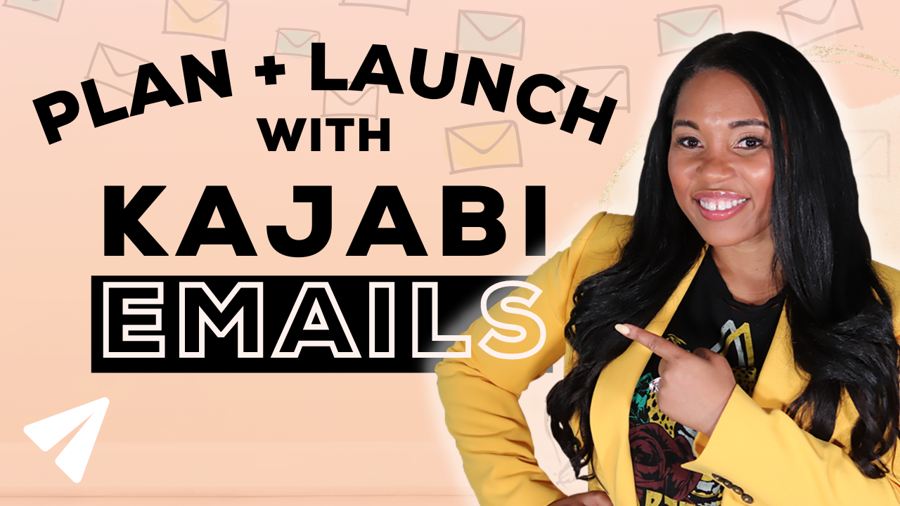 Get Ready to Launch Your Course using Kajabi Emails