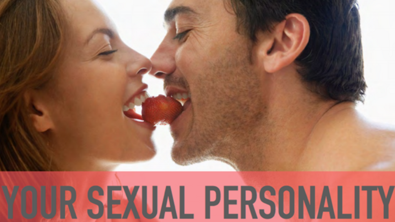 What's my sexual personality