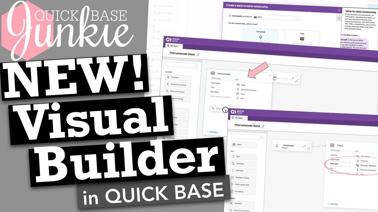 How to use Quickbase to quickly build apps