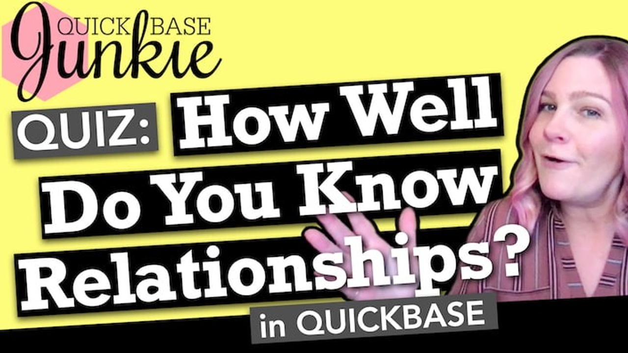 Quiz: How well do you know relationships in Quickbase?