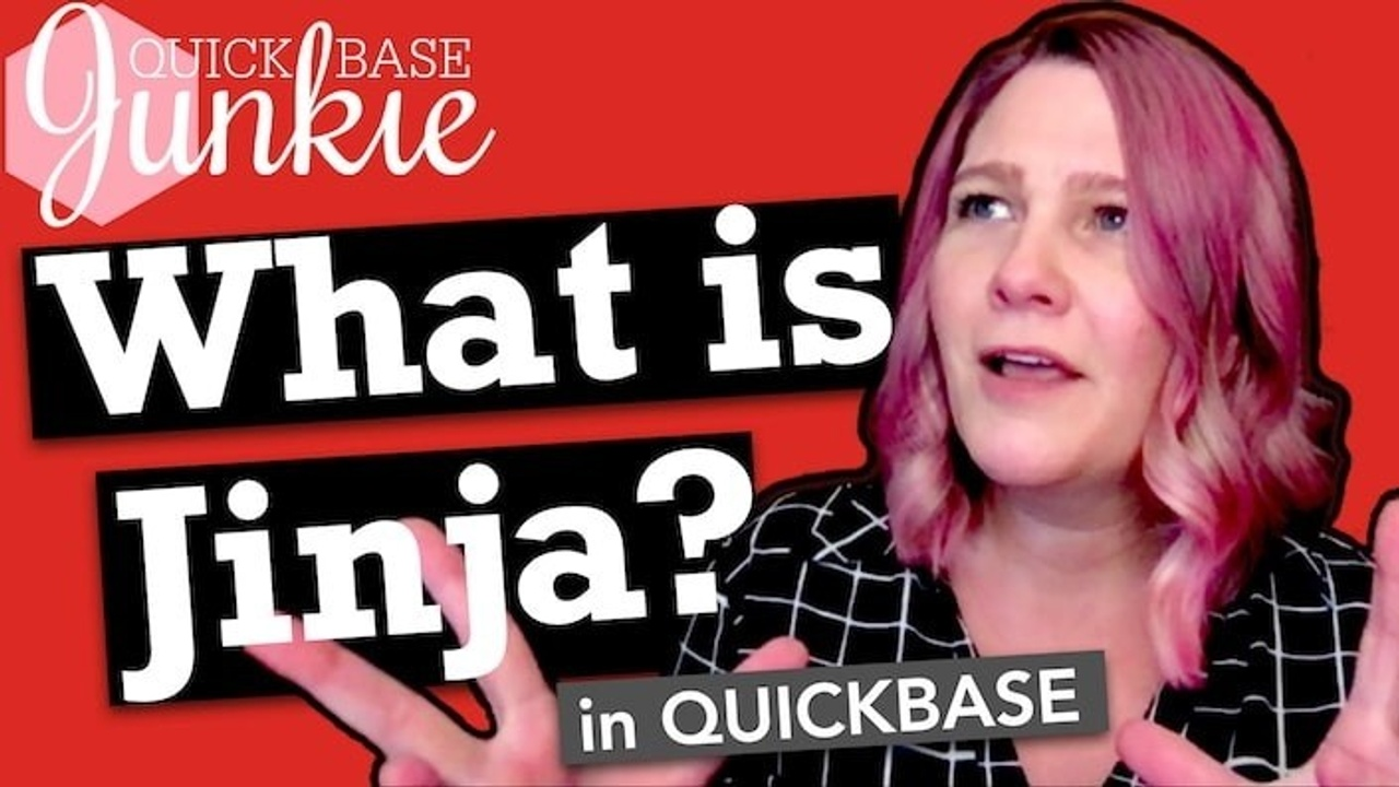 What is Jinja for Quickbase Pipelines?