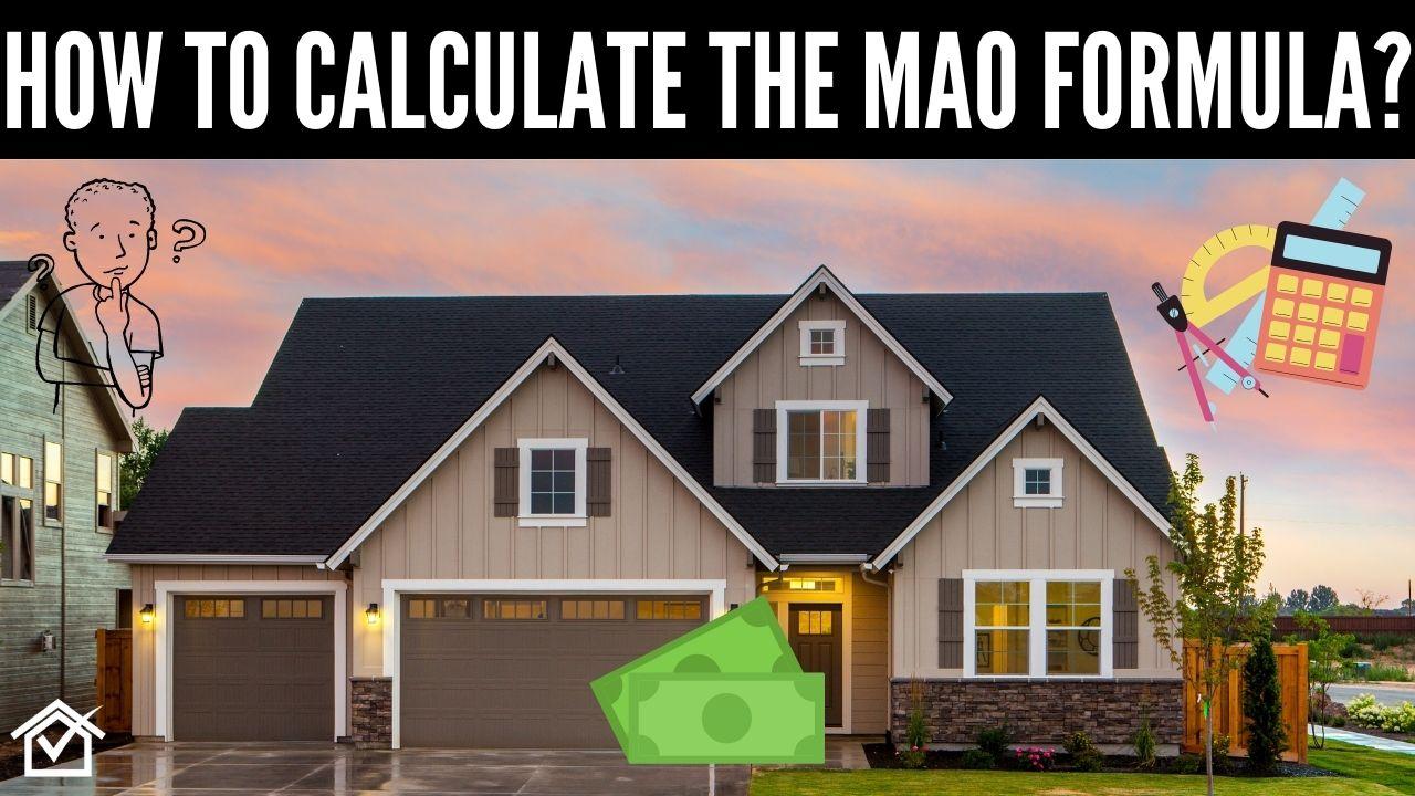calculate mao formula
