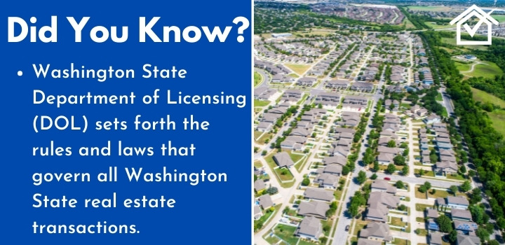 Washington State Department of Licensing Wholesaling