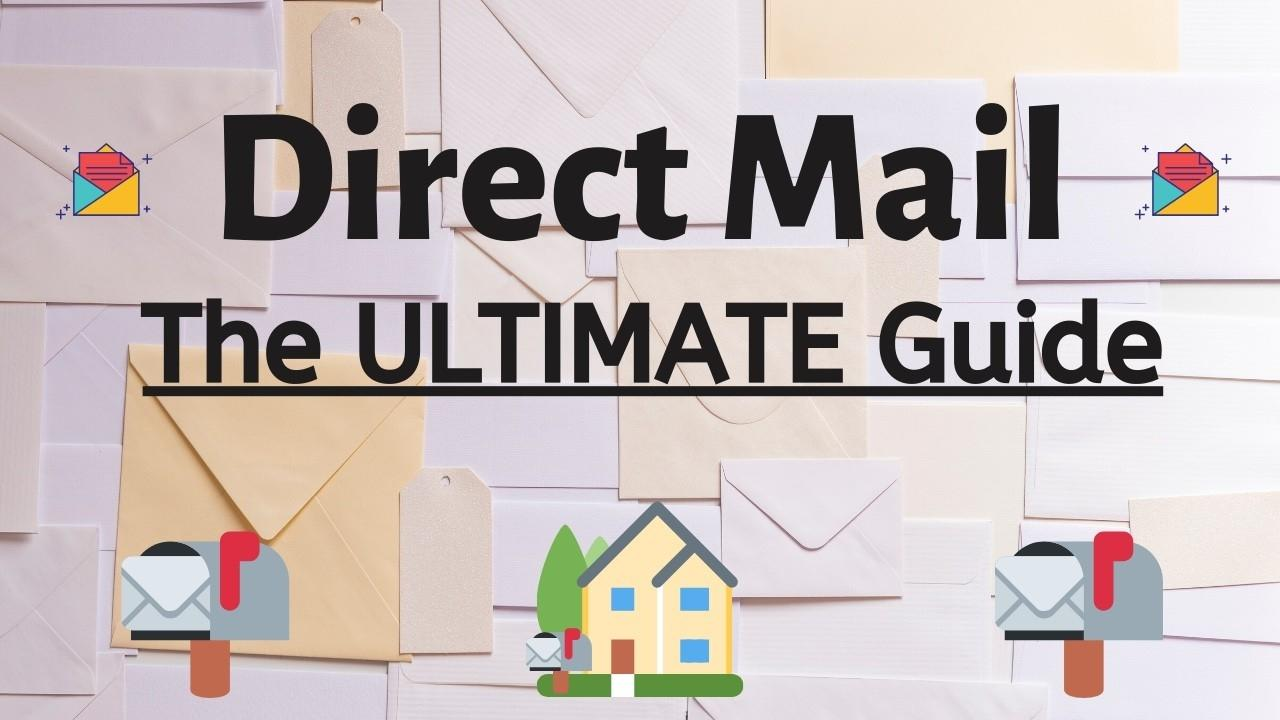 Direct Mail For Realtors