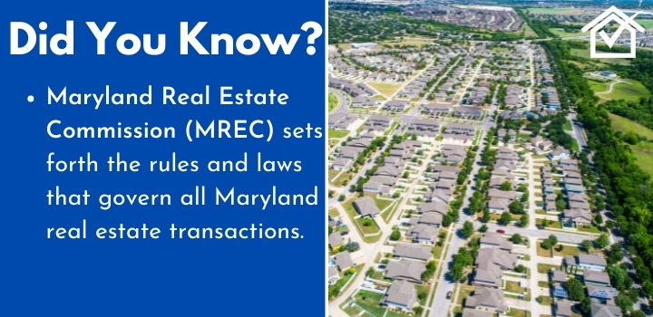 Maryland Real Estate Commission wholesaling