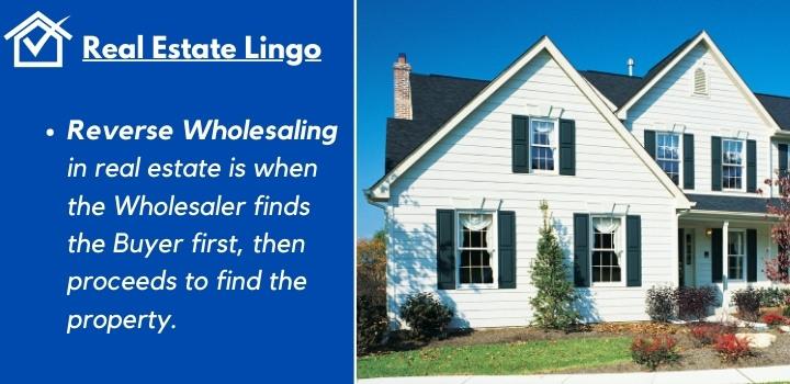 co-wholesale real estate