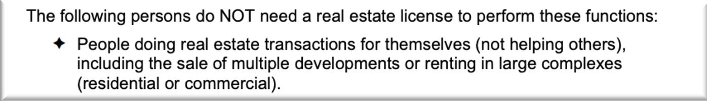 Massachusetts real estate license