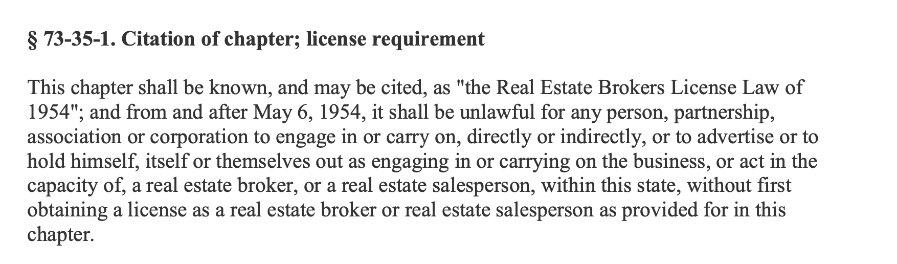 is wholesaling real estate legal in mississippi