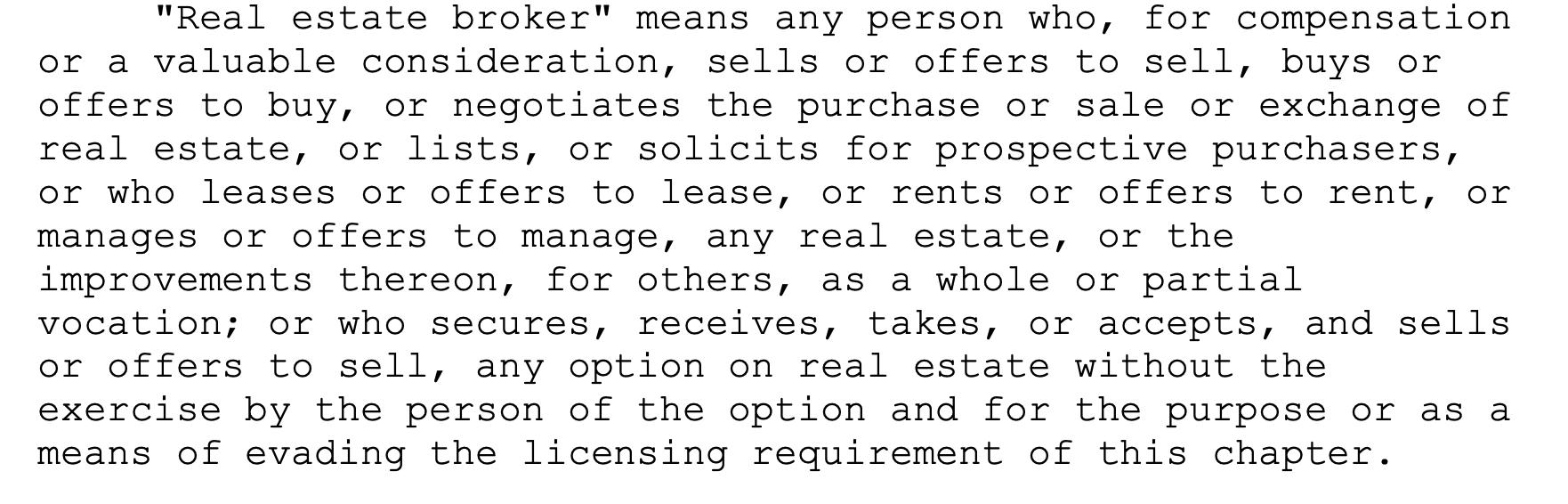 Hawaii real estate broker