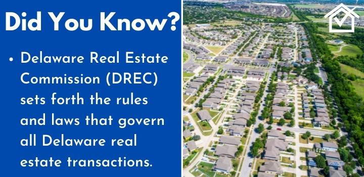 Delaware Real Estate Commission wholesaling