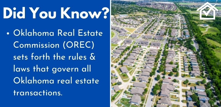 Oklahoma Real Estate Commission Wholesaling