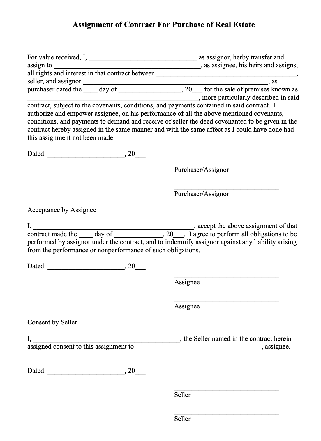 Mississippi real estate contracts