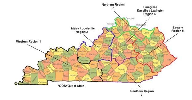 Kentucky real estate