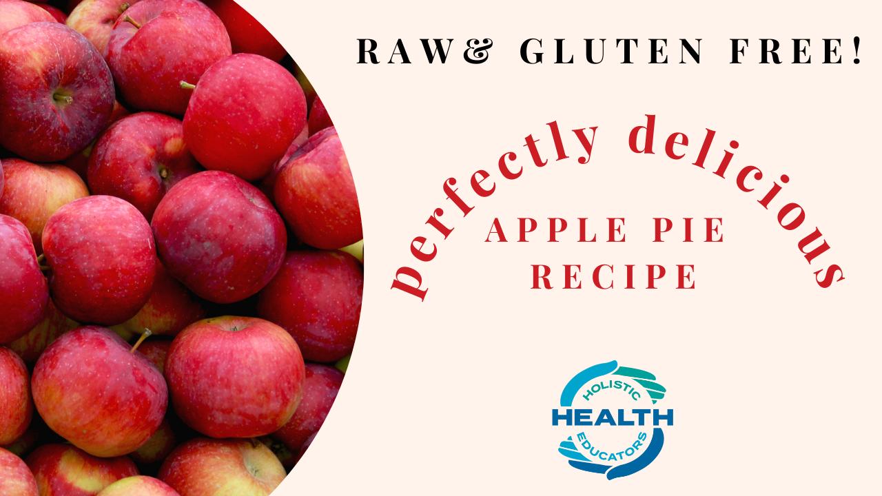 gluten free apple pie, apples, clean apple pie recipe