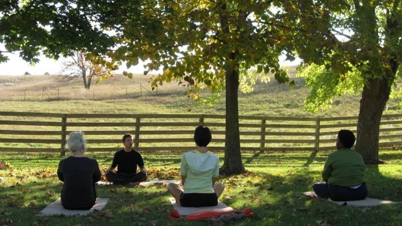 yoga, hope zvara, outside yoga