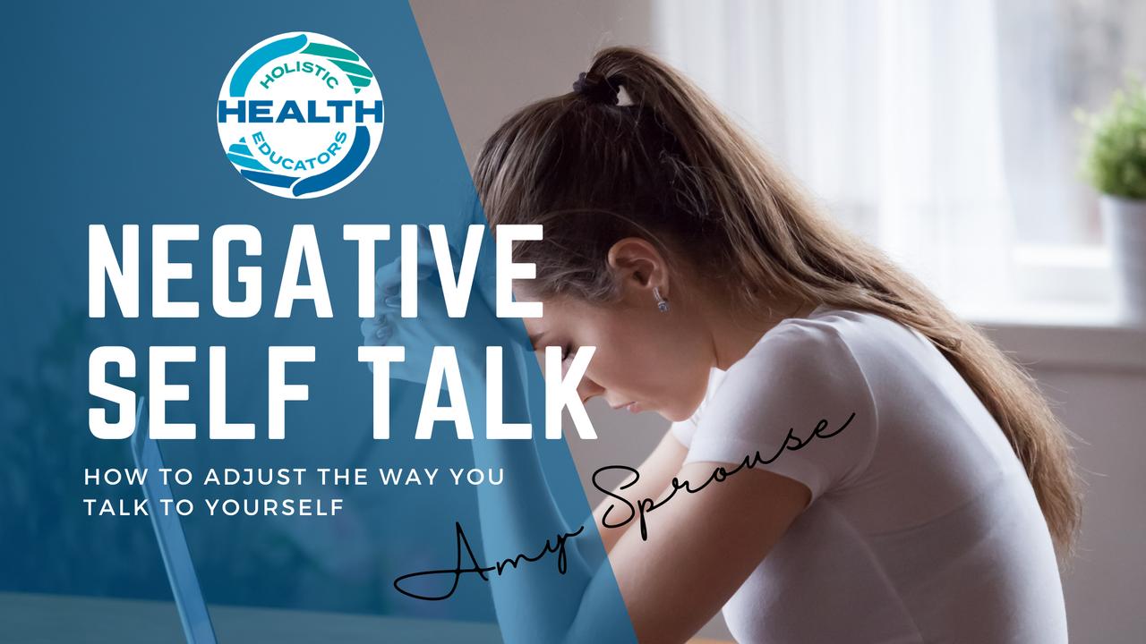 negative self talk, self talk, negative self esteem, positive self esteem