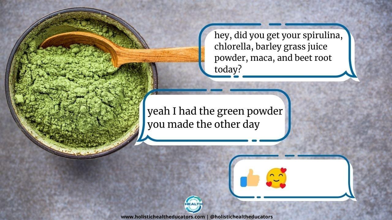 green superfoods, superfood powder, bulk green powder