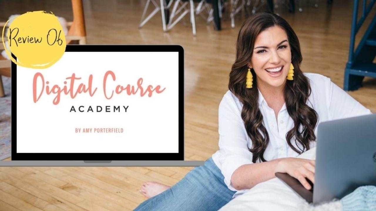 digital course academy bonus package