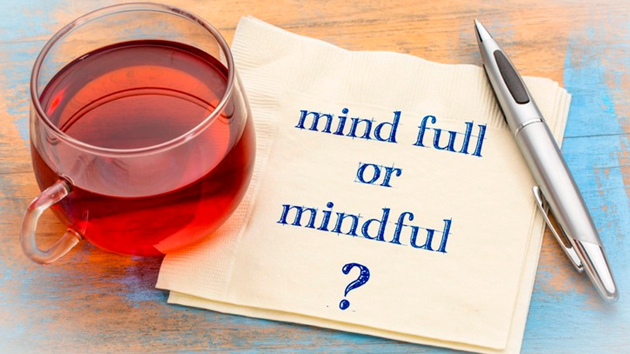 is your mind overloaded or focussed? Pilates can help you be mindful