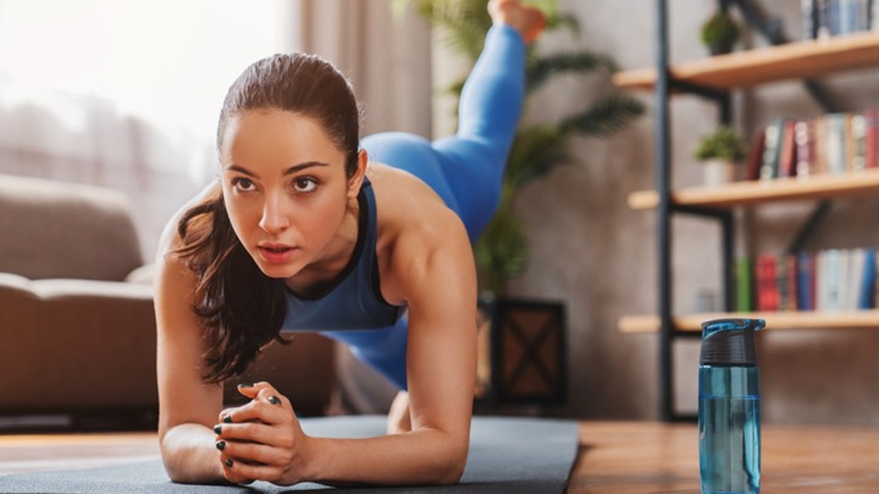take control of your own health and fitness with Pilates