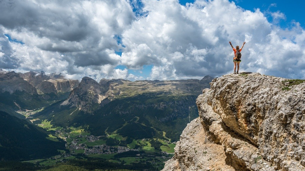 You can climb mountains when you are pain-free with Pilates
