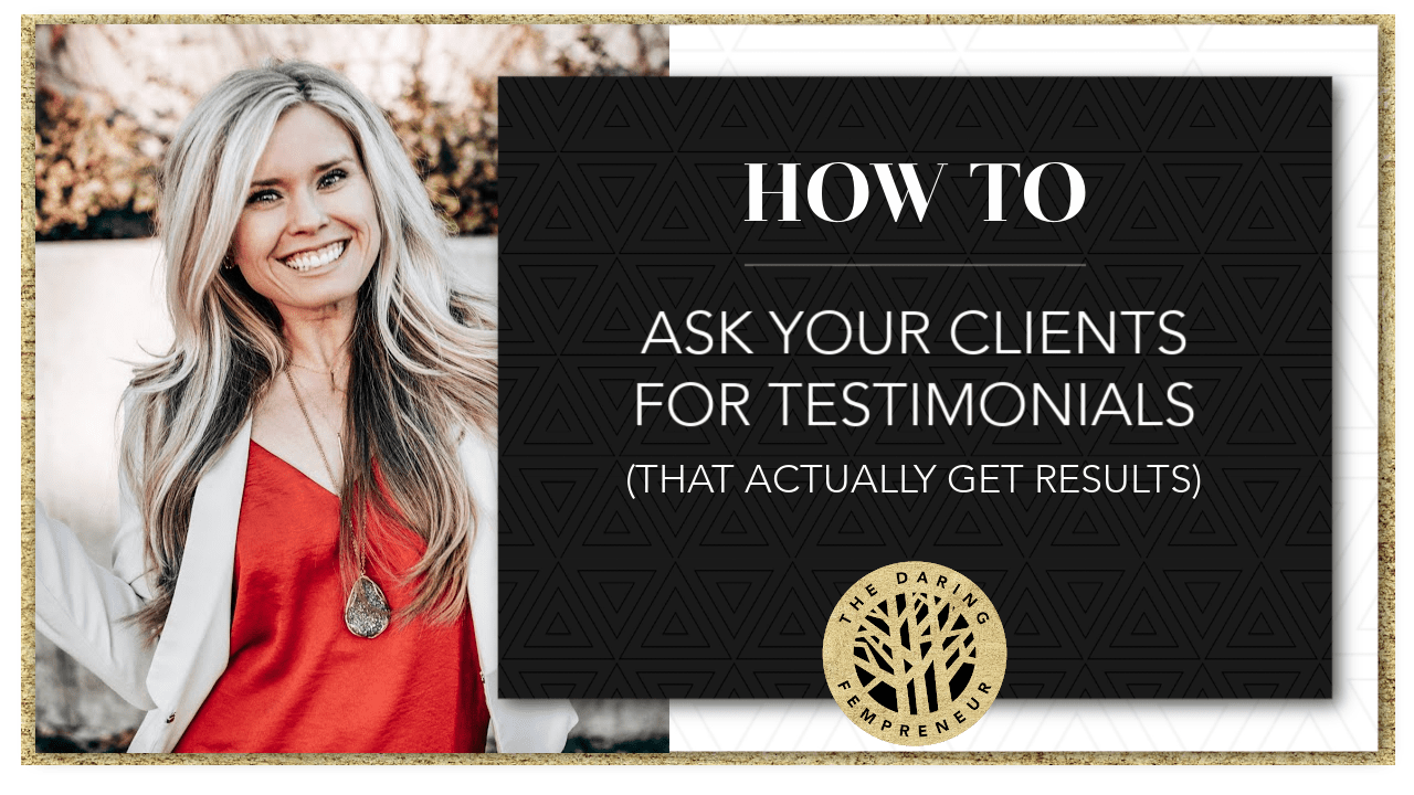 How to Ask Your Clients for Testimonials (That Actually Get Results)